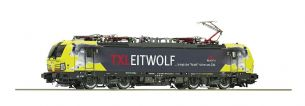 Roco 73982 HO Gauge TXLogistik BR193 554-3 Electric Locomotive